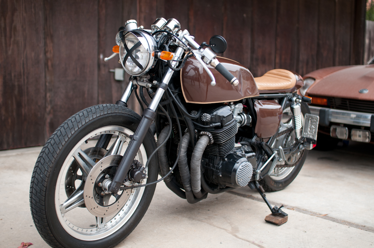 how to build horsepower cb750