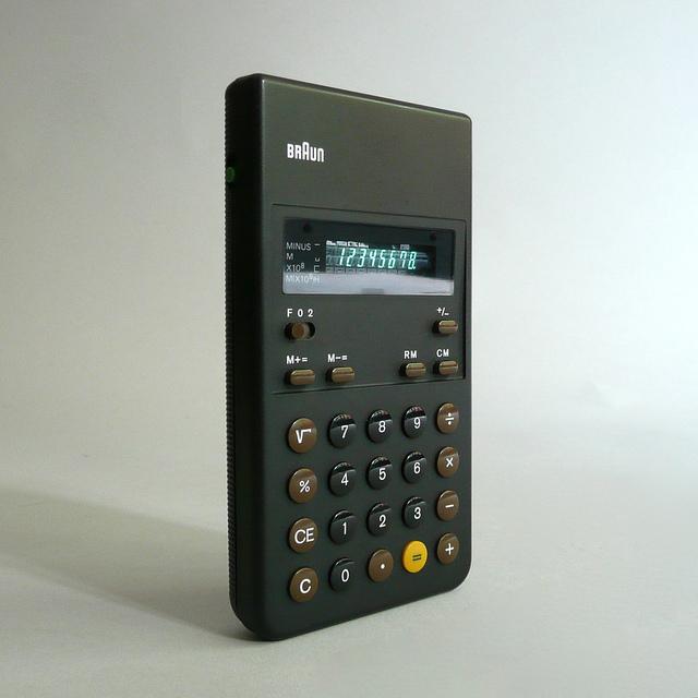 Braun ET 22 control