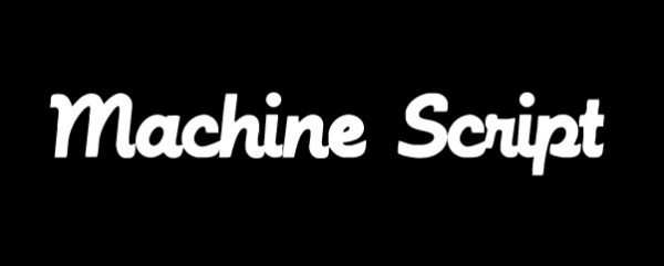 20 Handy Bold Script Fonts